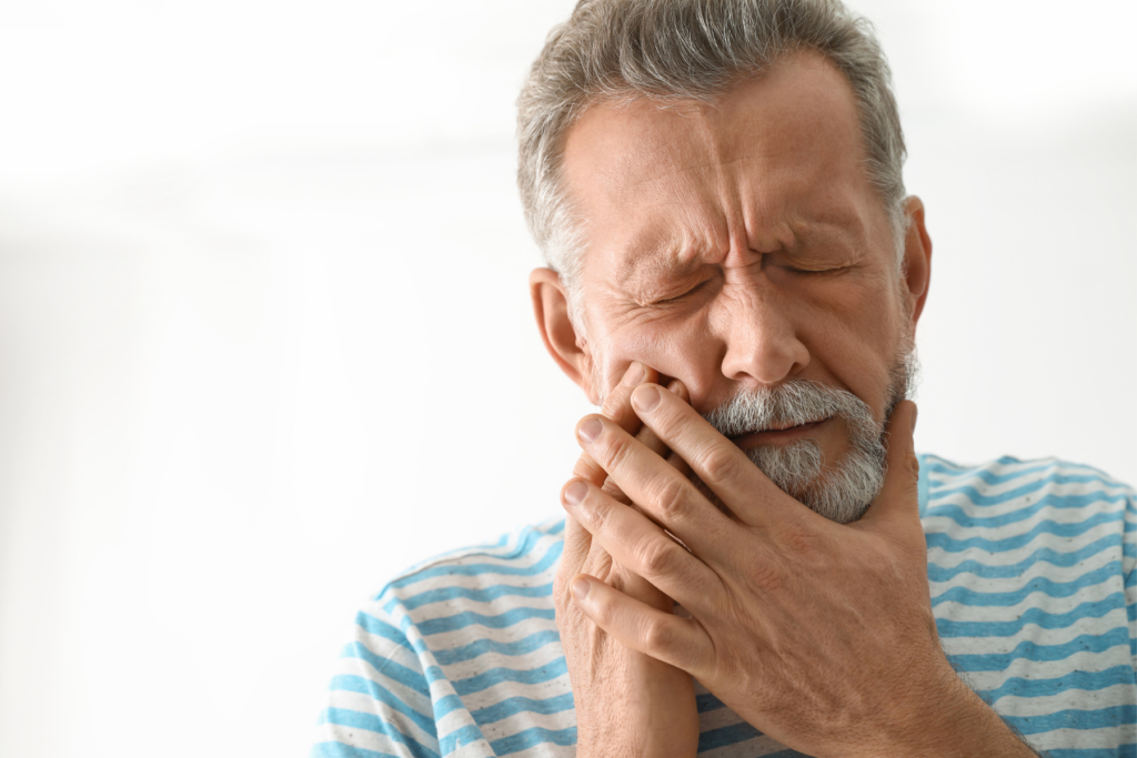 PANDEMIC-RELATED DENTAL PROBLEMS ARE COMMON