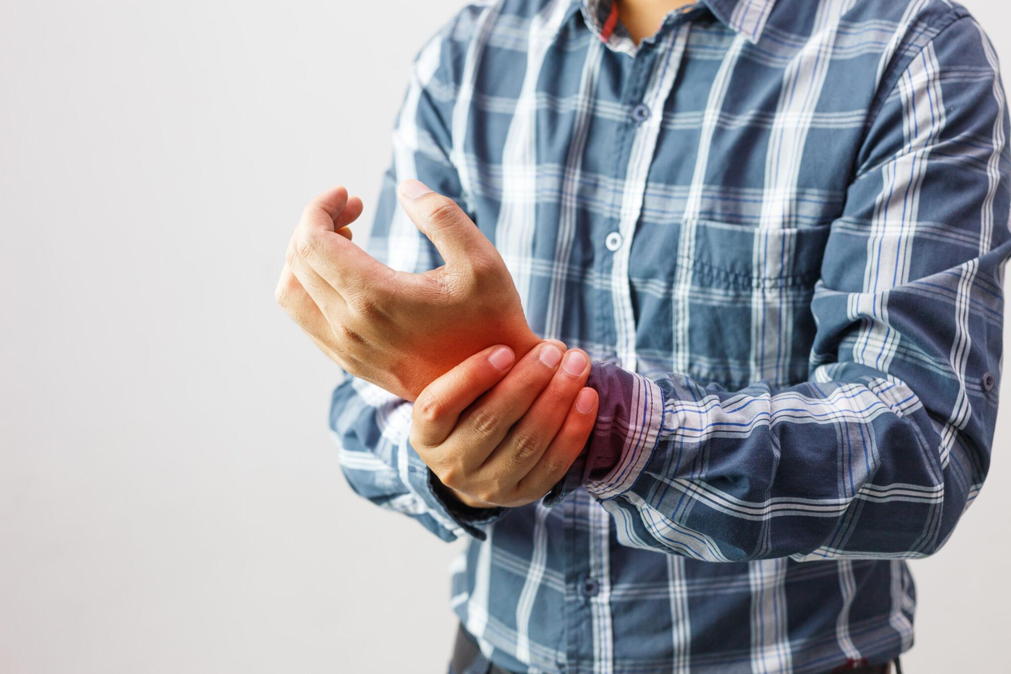 GUM DISEASE BACTERIA AND RHEUMATOID ARTHRITIS